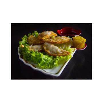 Raviolis Frits aux Crevettes