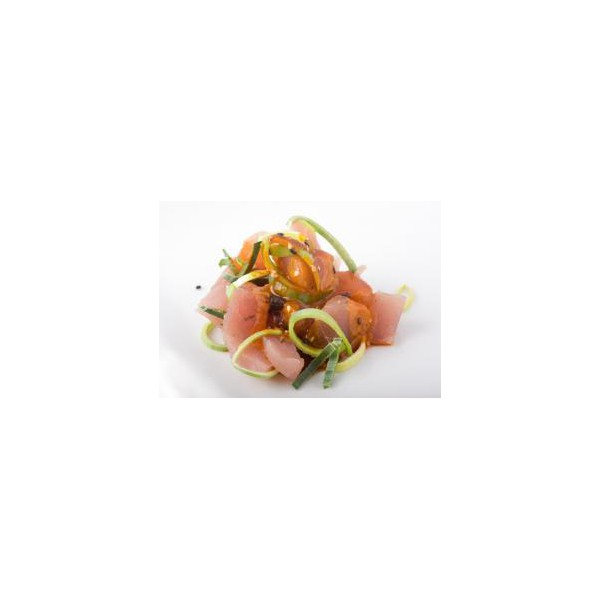 Tataki de thon épicé