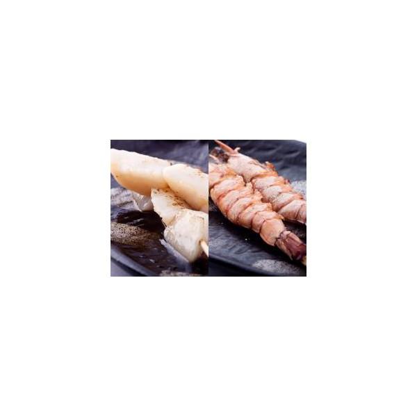 M21 - 8 Brochettes fruits de mer
