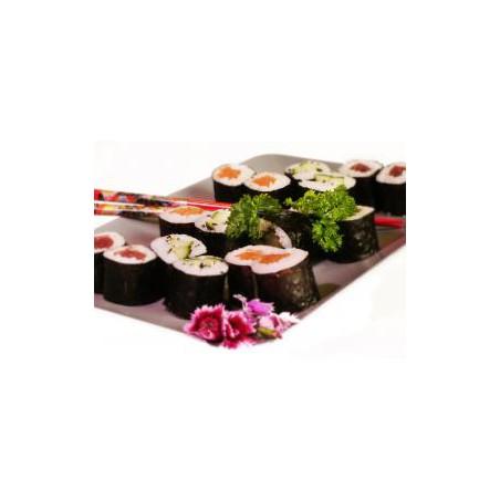 Plateau Maki végétarien