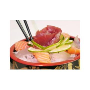 Plateau Chirashi Sushi