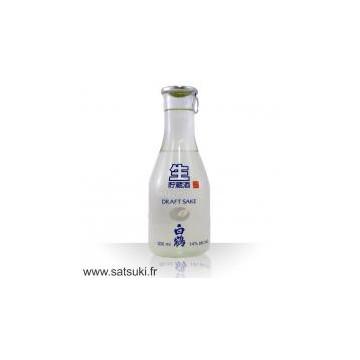 Saké japonais Hakutsuru