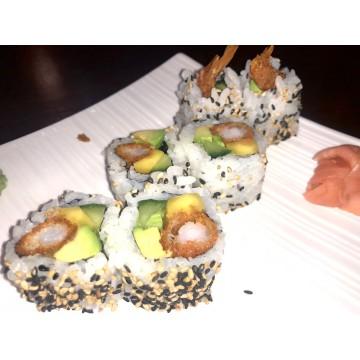 California tempura crevette