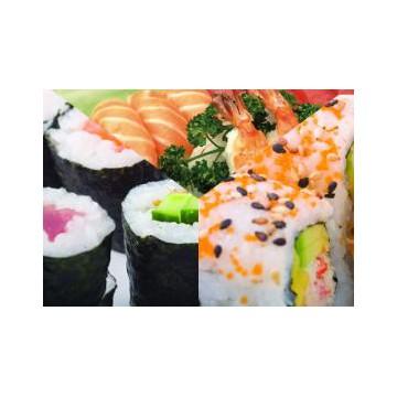 Buffet Sushi, Maki, Maki...