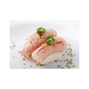 Sushi thon mi-cuit